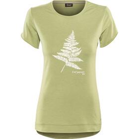 Schöffel Swakopmund Camiseta Mujer, mosstone